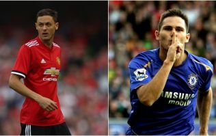 38383a00245 Frank Lampard has an interesting theory about Chelsea s decision to sell  Nemanja Matic to Manchester United