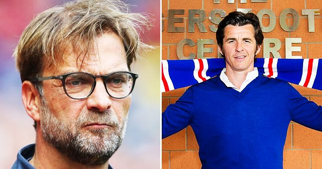 Joey Barton had some pretty harsh things to say about Jurgen Klopp