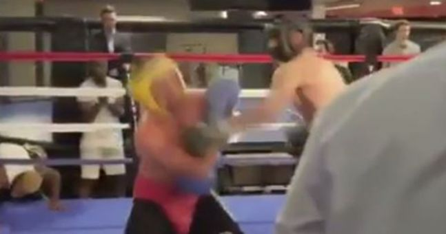 Sparring footage strengthens theory on Conor McGregor's plan for Floyd Mayweather