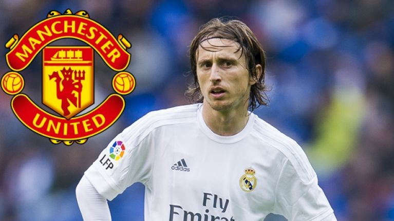 reason why manchester united never signed luka modric has been