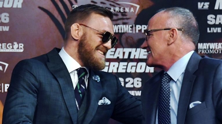 Conor McGregor's greatest ever stroke is finally getting the recognition it deserves