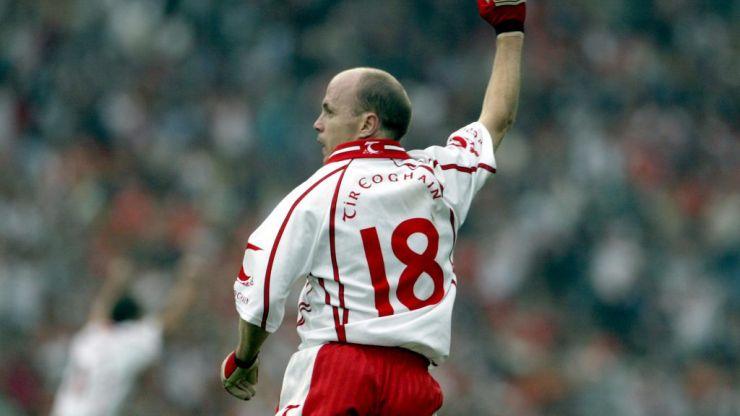 Peter Canavan recalls THAT free against Armagh in 2005