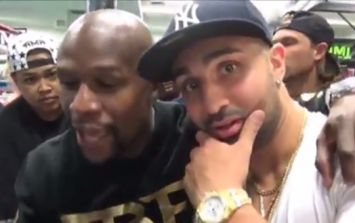 Calls for Paulie Malignaggi to be pulled from MayMac broadcast after new footage emerges
