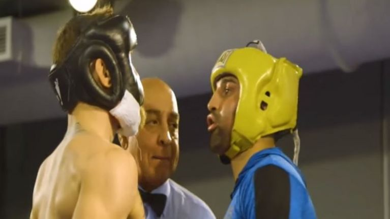Paulie Malignaggi's response to new sparring footage leak was very predictable