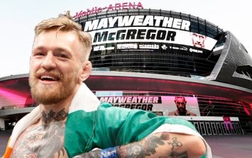 Conor McGregor swore to me he's beating Floyd Mayweather Jr. and I bloody believe him