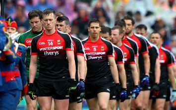 Stephen Rochford names unchanged Mayo team to face Kerry