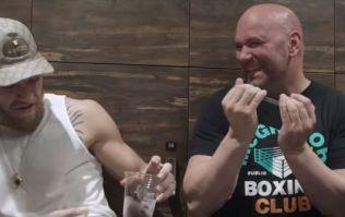 Pesky penis interrupts important Conor McGregor phone call