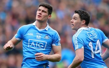 Diarmuid Connolly misses out as Dublin name team to face Tyrone
