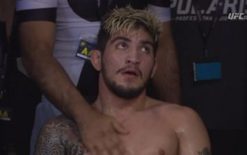 Dillon Danis taunted with painful Conor McGregor impression following defeat