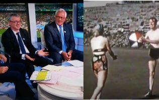 Joe Brolly's reaction to RTE's artsy Mayo v Kerry promo was absolutely priceless