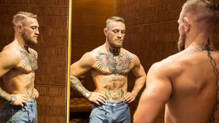 John Kavanagh reveals how much Conor McGregor will weigh on fight night