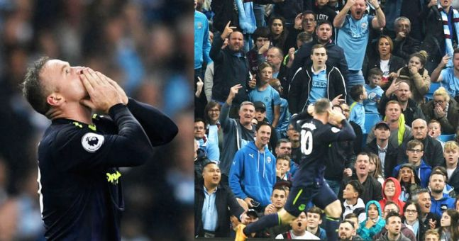 Wayne Rooney Couldn T Resist Tweeting Manchester City Fans