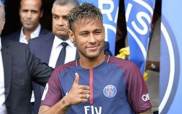 "Barcelona are set to ""sue"" Neymar"