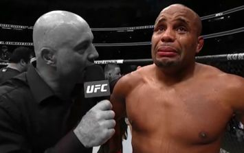 Daniel Cormier's reaction to latest Jon Jones controversy was as hysterical as you'd expect