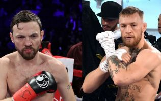Andy Lee's criticism of Conor McGregor completely misses the point