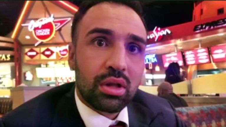Final comments of Paulie Malignaggi interview with Ariel Helwani are the closest we've come to the truth yet