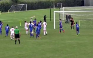 Galway youngster scores one hell of an overhead volley against Leicester City