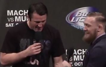 Chael Sonnen's most memorable Money Fight moment is hysterically unique