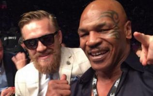 Mike Tyson has graded Conor McGregor on his boxing debut