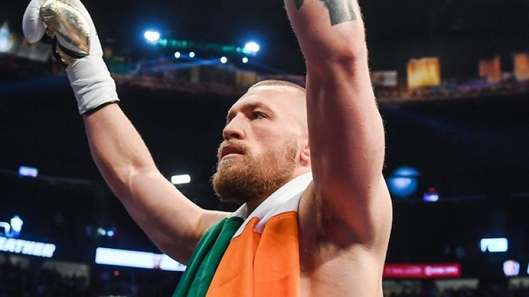 Conor McGregor's first post since his defeat to Floyd Mayweather is the epitome of class
