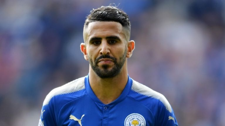 new product 03d82 fb569 Riyad Mahrez leaves national team to complete transfer from ...