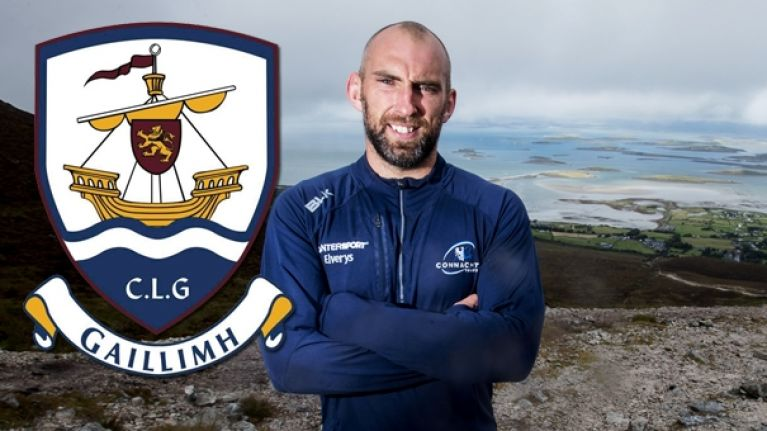 John Muldoon speaks with immense pride about how much hurling means to Galway