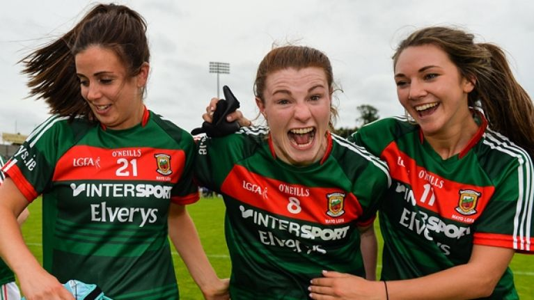 Cora Staunton wins Goal of the Week but Aileen Gilroy will surely feel hard done by