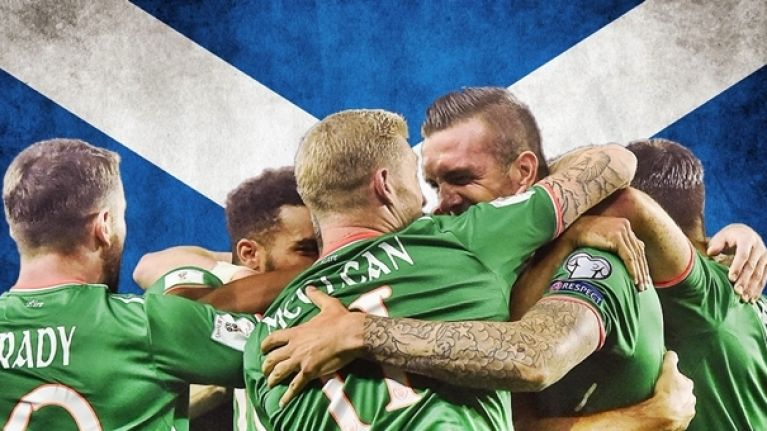 Here's why every Ireland fan should be cheering for Scotland next month