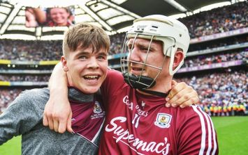 The Galway hurlers are playing a very special, charity game on Thursday
