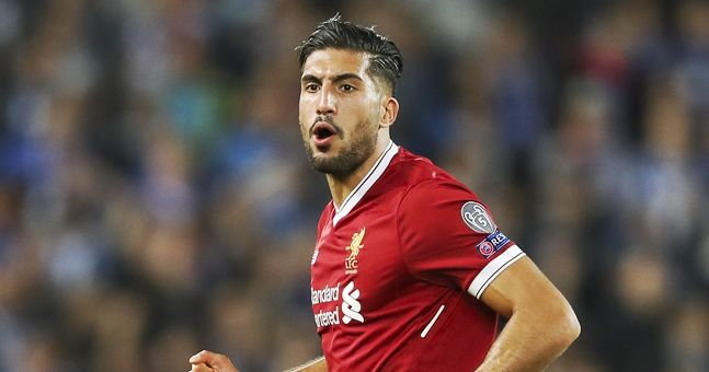 Emre Can won't sign a new contract with Liverpool unless there's a release clause