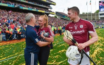 Keady children make plea to GAA fans to help get father Tony's book to number one