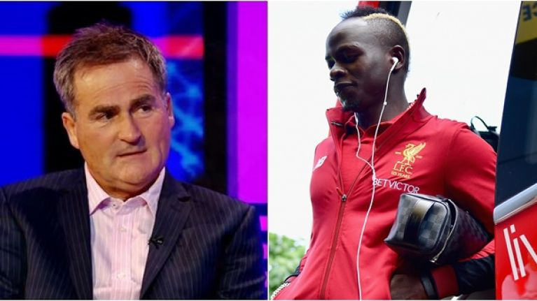 "Richard Keys slated for ""shameful"" Sadio Mané claim"