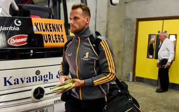 Jackie Tyrrell reveals identity of Kilkenny teammate who fell asleep on way to winning the All-Ireland