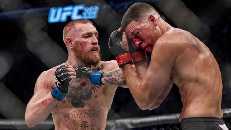 Conor McGregor in line to fight Nate Diaz at Madison Square Garden in November
