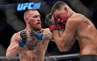 Conor McGregor in line to fight Nate Diaz at Madison Square Garden in November