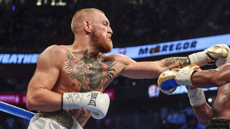 Conor McGregor set for quite remarkable record but ESPN not impressed