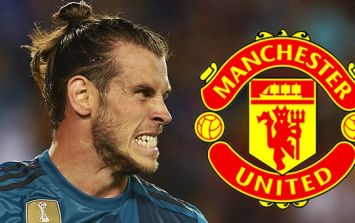 "Gareth Bale has been ""convinced"" to join Manchester United"