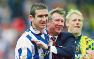 Manchester United lied about Eric Cantona's real transfer fee to save Leeds from embarrassment