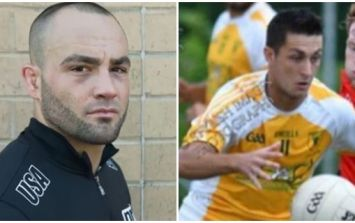 Eddie Alvarez really showed his true colours with reaction to seriously injured GAA player