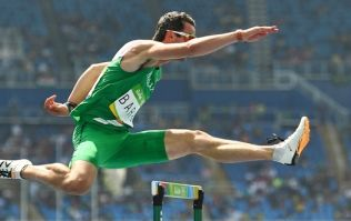 Thomas Barr details gruelling leg session for building muscle and power