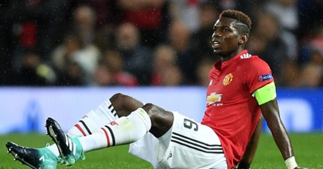 Jose Mourinho gives an update on Paul Pogba's injury