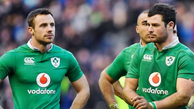 Tommy Bowe states Ireland ambition but he's facing some serious competition