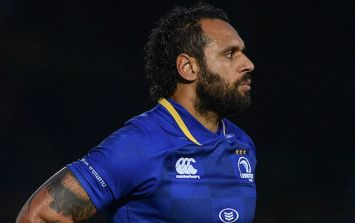 Isa Nacewa to say goodbye to Leinster as province confirms list of departees