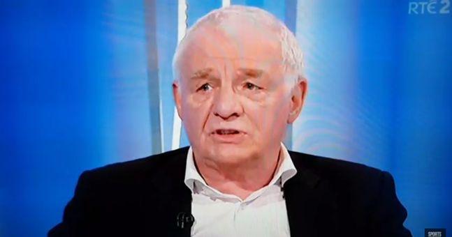 Eamon Dunphy deserves credit for calling out Jurgen Klopp on his biggest weakness