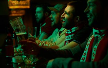 9 characters you'll see in a sports bar when you're watching the game