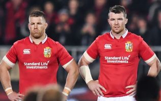 Sean O'Brien speaks superbly on Peter O'Mahony and his Lions captaincy