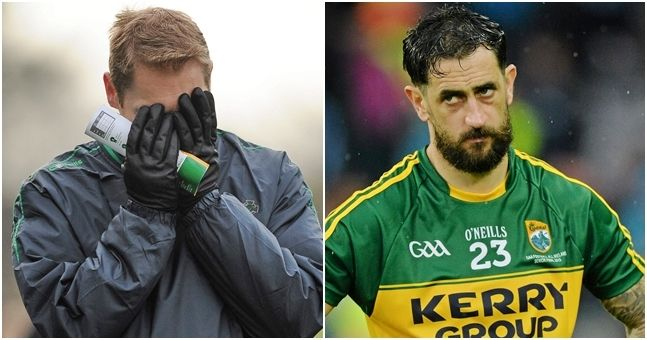 Graham Geraghty shares class story about Paul Galvin's reaction to Aussie intimidation