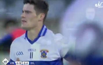 WATCH: Diarmuid Connolly's eye of the needle pass for Vincent's is orgasmic