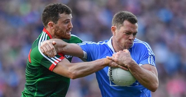 Chris Barrett's tackle stats against Dublin are unprecedented