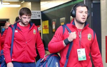 Robbie Henshaw and Iain Henderson agree on the Lions star that impressed them most